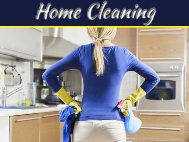 Tips To Clean Home On Weekend