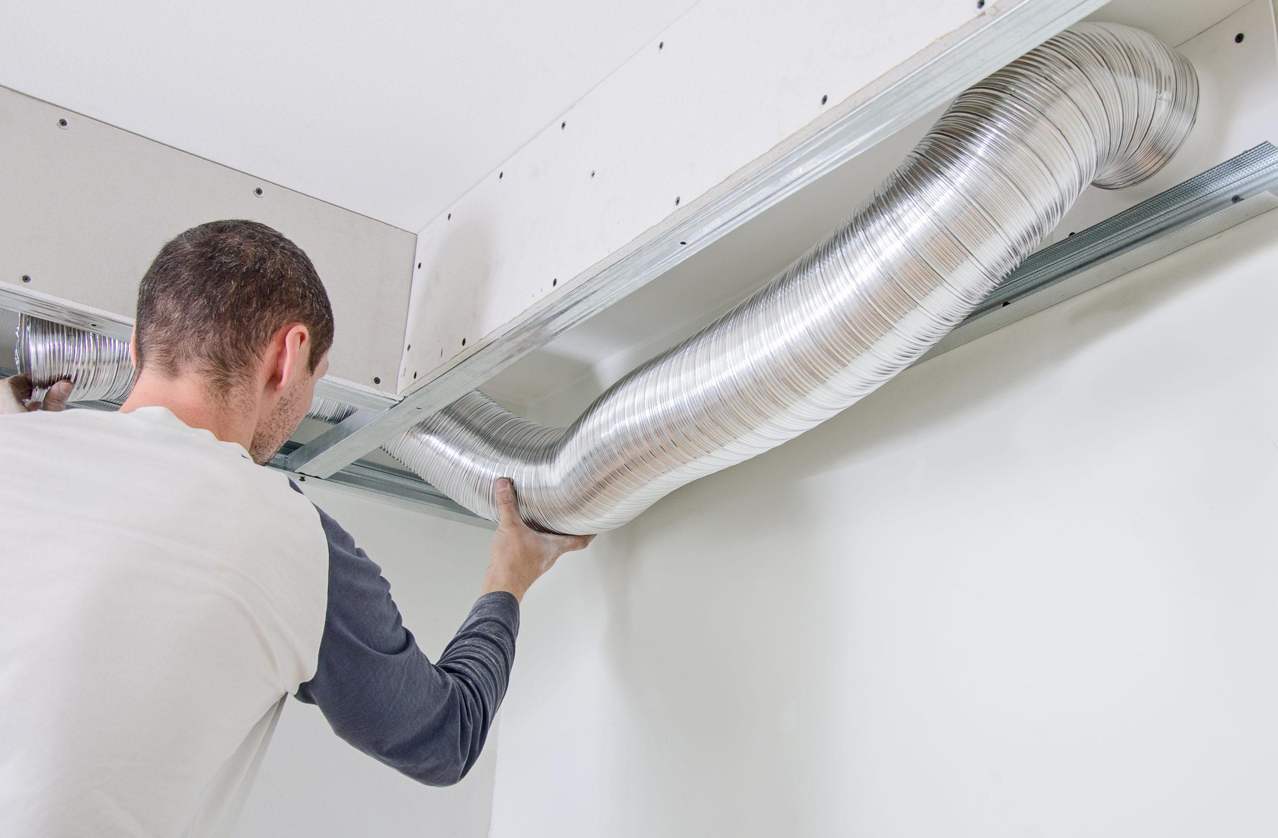 Ventillation Installation
