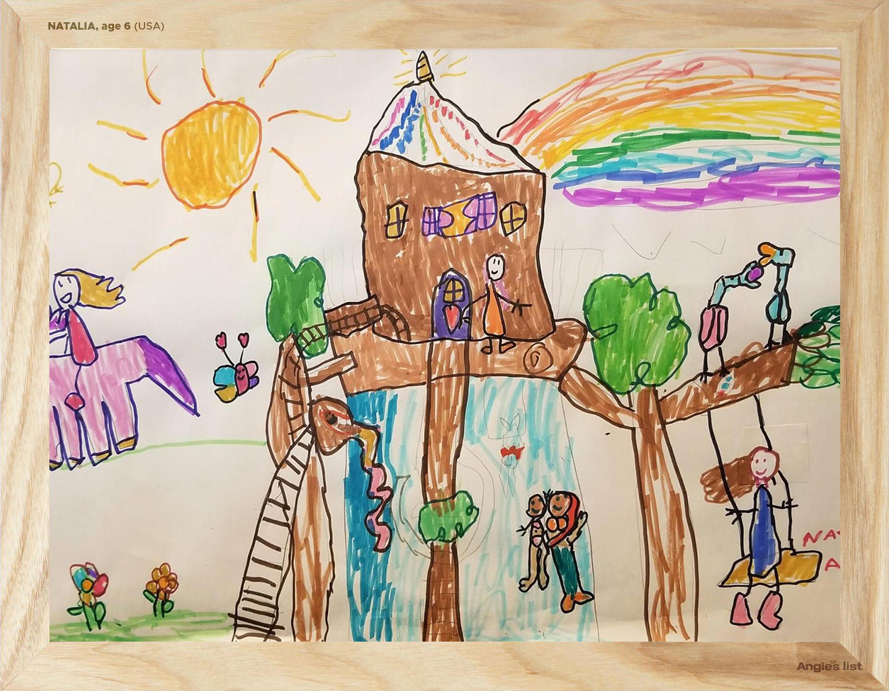 Natalia's Dream Backyard