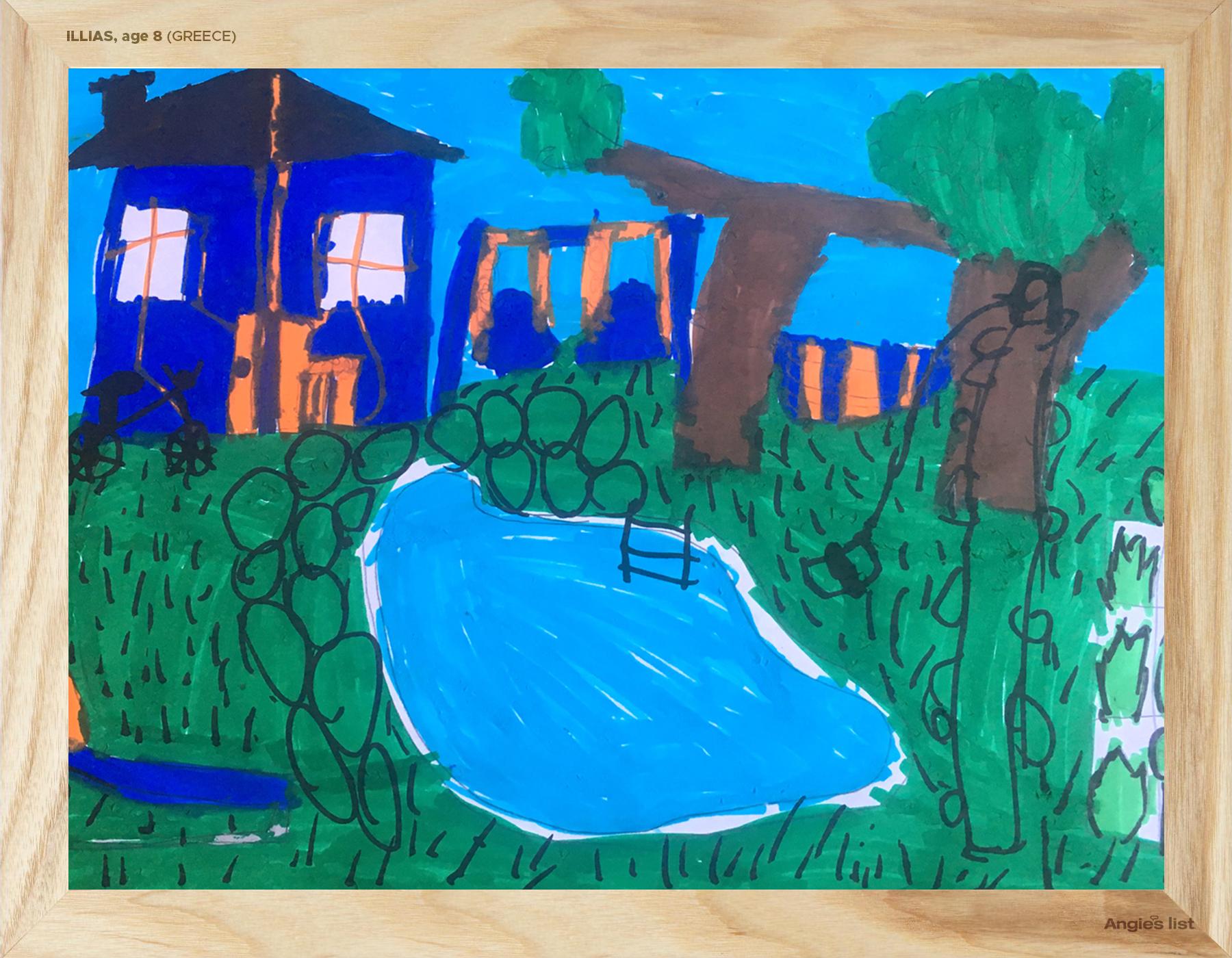 Illias' Dream Backyard
