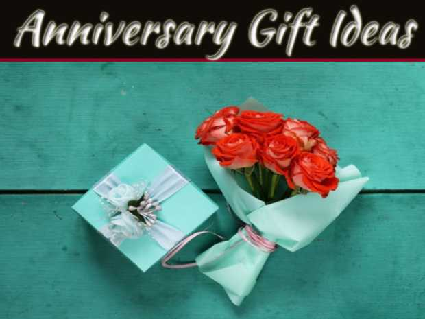 10 Fabulous Anniversary Gift Ideas For Her