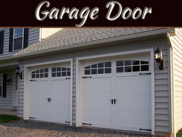 5 Useful Tips for Keeping the Garage Door in Shape