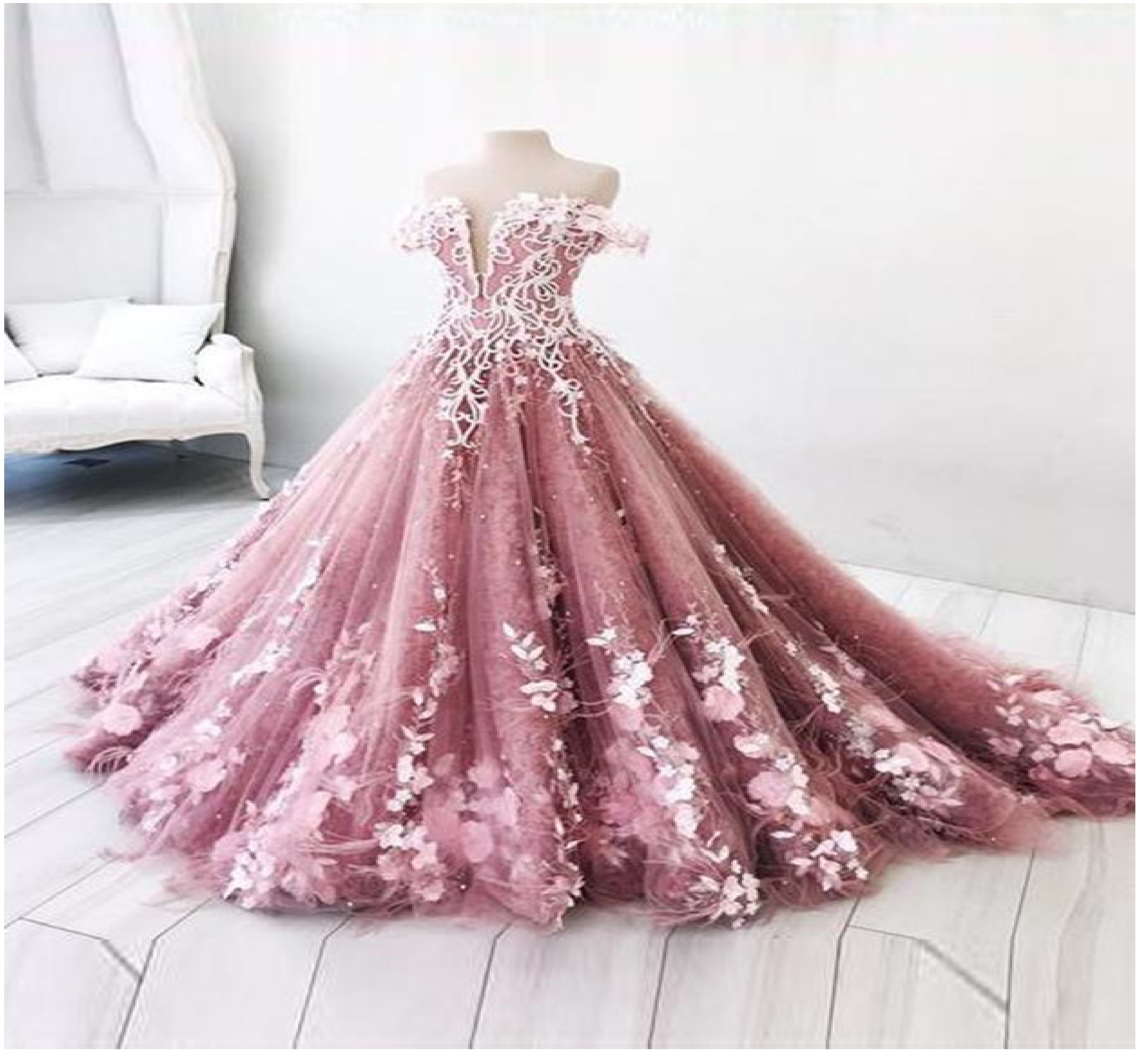 A Beautiful Dress