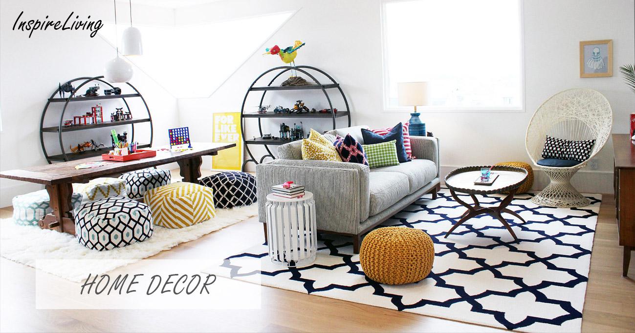 Inspire Living Home Decor