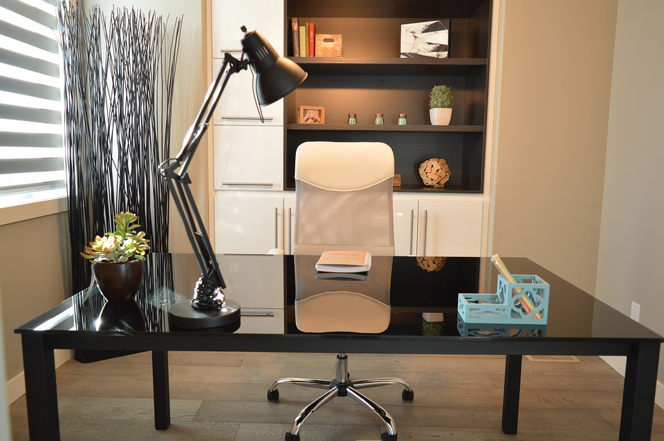 Decorating Your Small Home Office