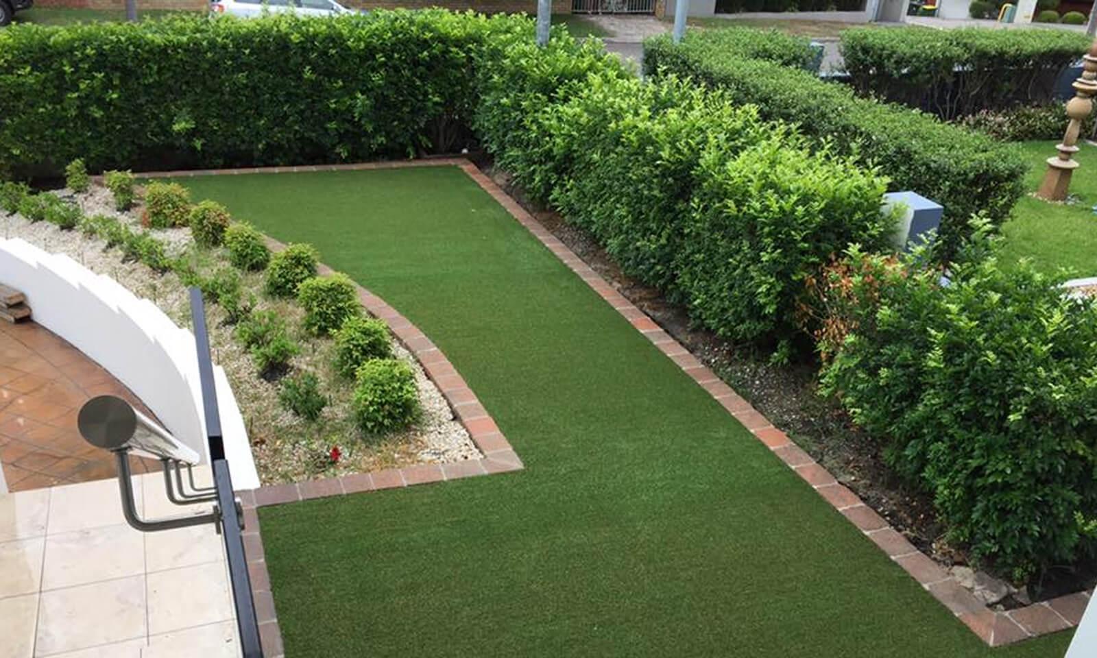 Modern Artificial Lawn