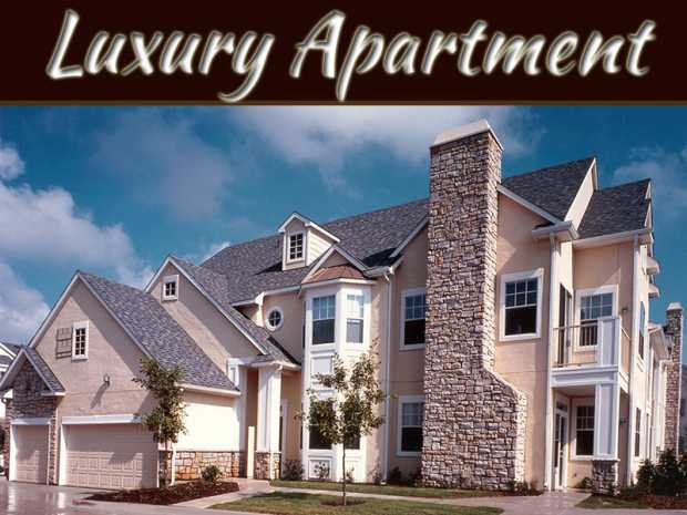 Attributes Of A Luxury Apartment