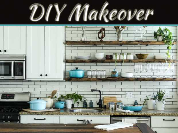 Cheap DIY Methods for Bathroom And Kitchen Makeover