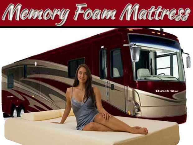 Choosing The Right RV Memory Foam Mattress For Your Next Vacation