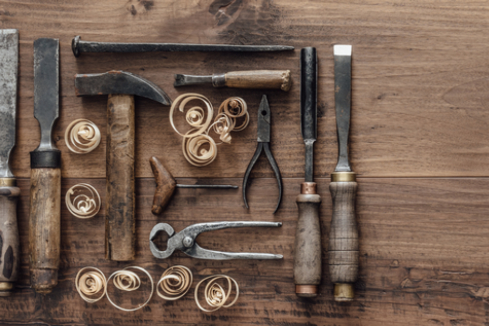 Creative Woodworking Tools