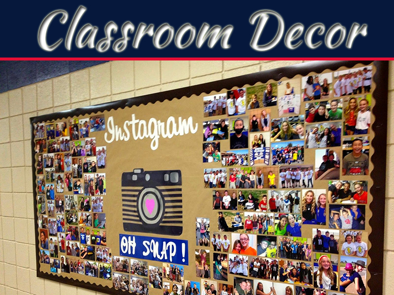 Eight Teacher Tips For Decorating Your Classroom