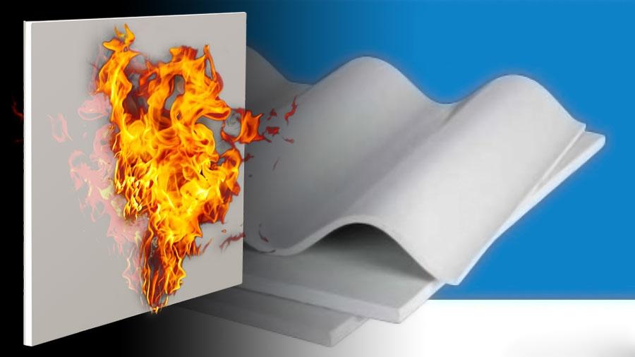 Fire-Resistant Materials