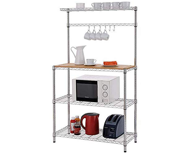 Add Free Standing Shelves