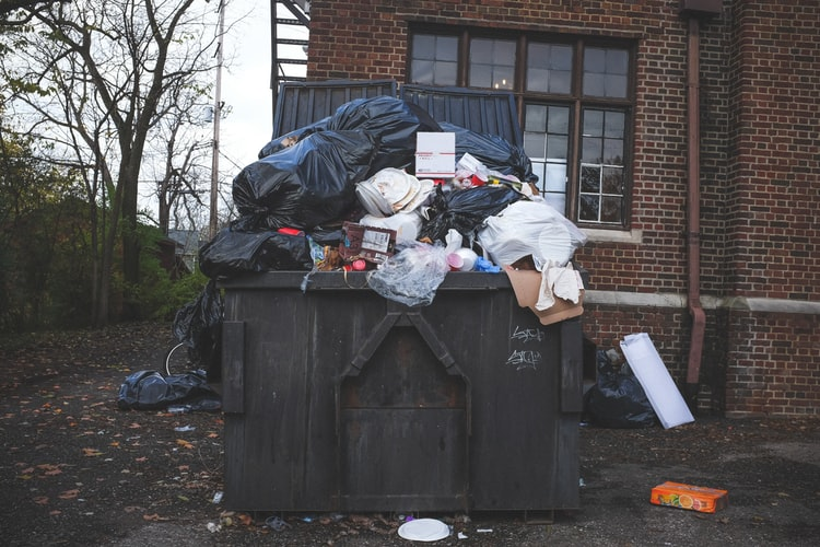 Rubbish Removal And Waste Disposal