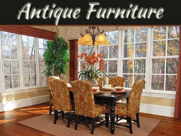 Hire Professionals For The Antique And New Furniture's Restoration