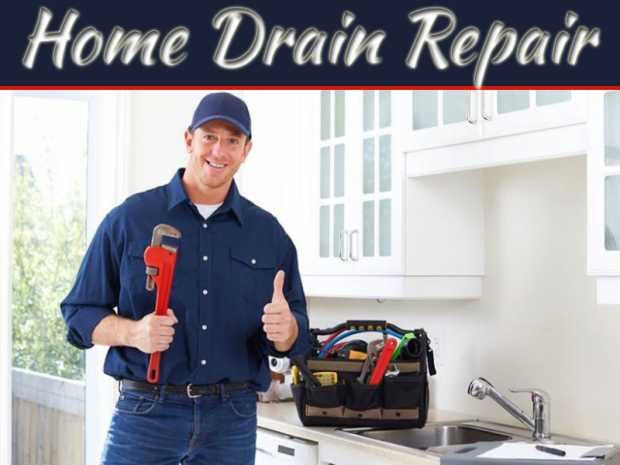 Home Drain Repair - What Experts Want You To Know