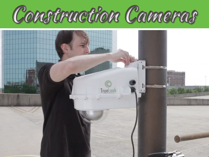 How Do People Use Construction Cameras?