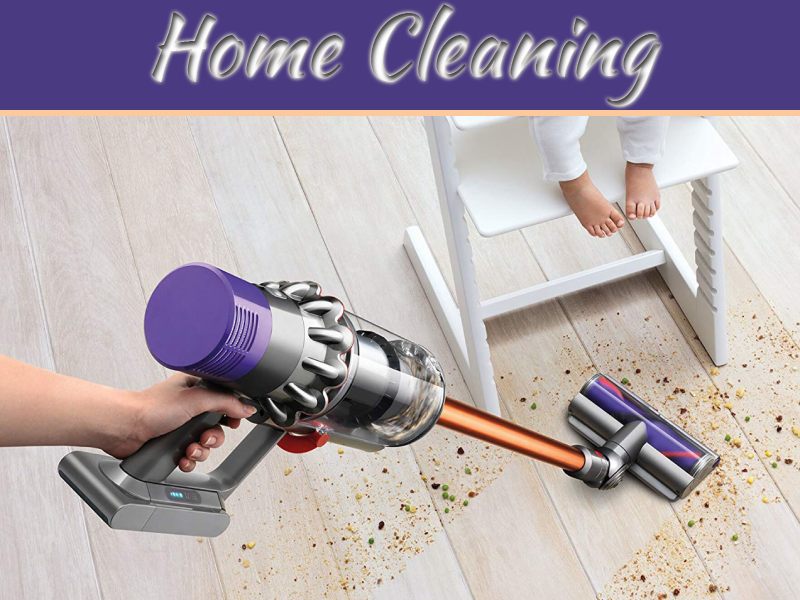 How To Clean Up Before The New Year And Not Go Crazy?