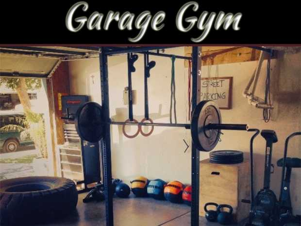 How To Turn Your Garage Into A Gym?