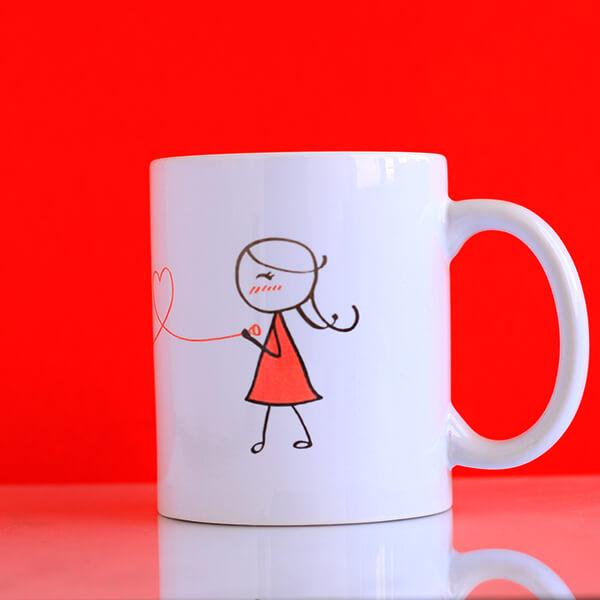 Hubby Wifey Mug