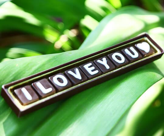 I Love You Chocolate