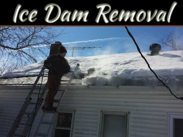 Ice Dam Removal And How To Do It Safely