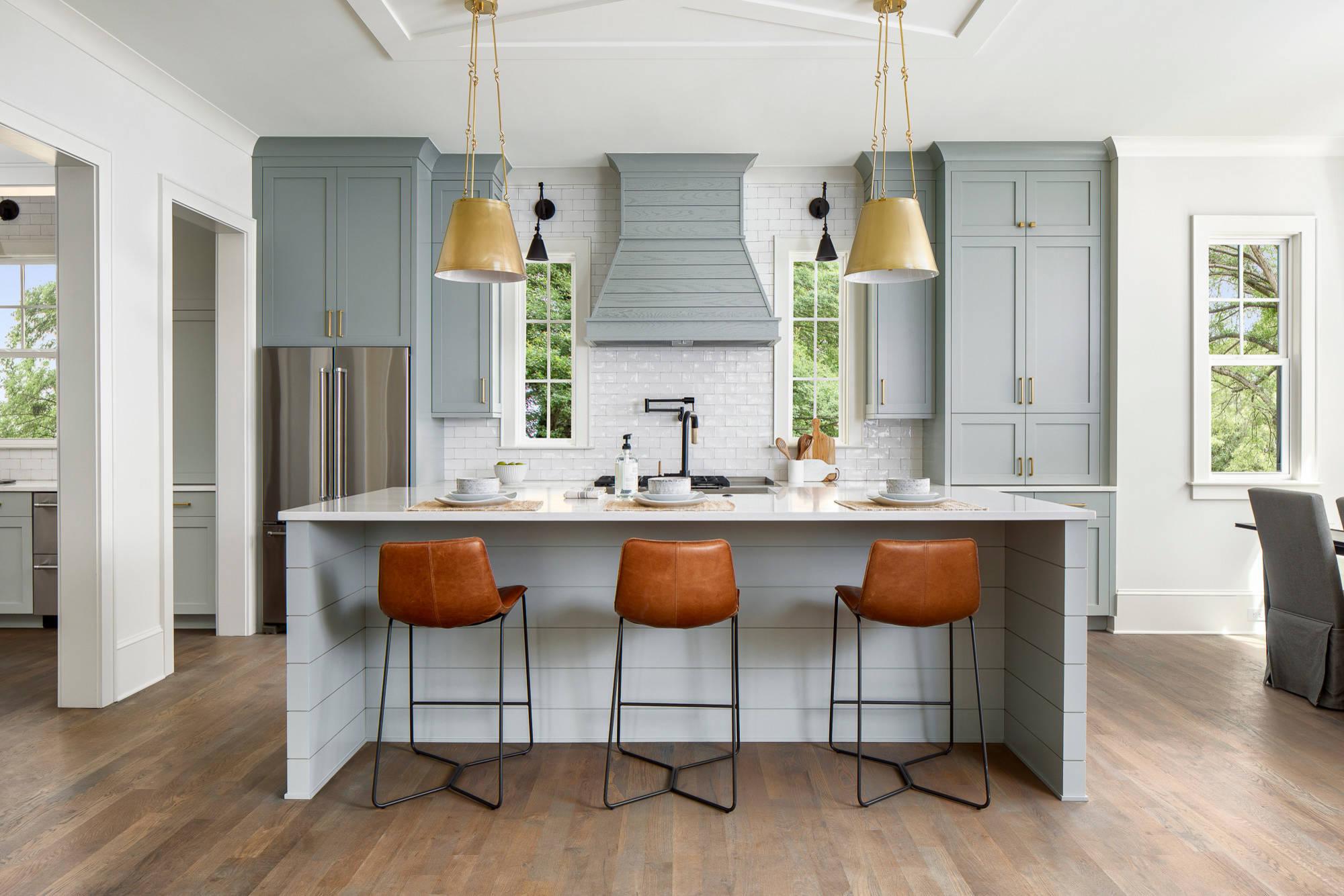 Kitchen Windows As A Storage Space