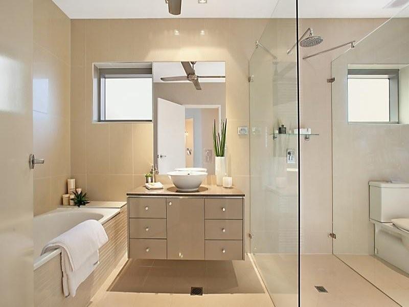 Light Color Bathroom Designs