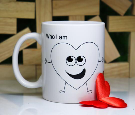 My Majes Tea Mug