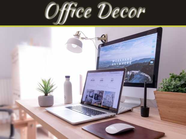 Nine Decor Tips to Maximize Your Productivity