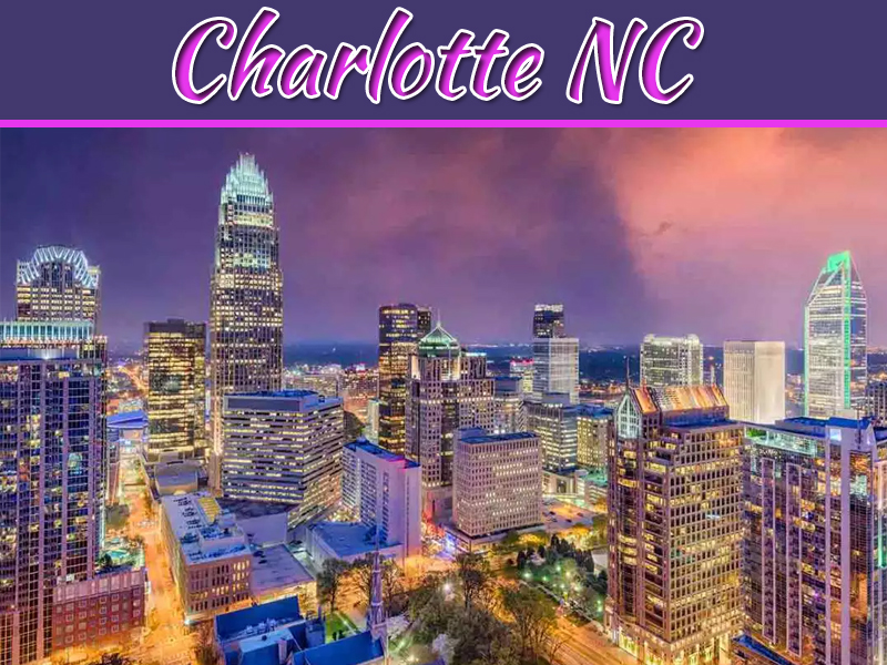Pretty Things To Do In Charlotte NC