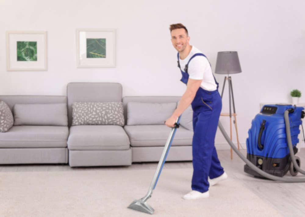 Fast Resuscitation Of Furniture And Carpet