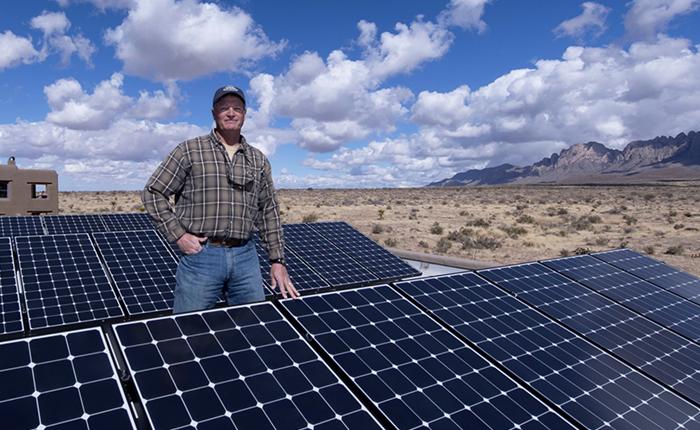 New Mexico's Solar Initiatives