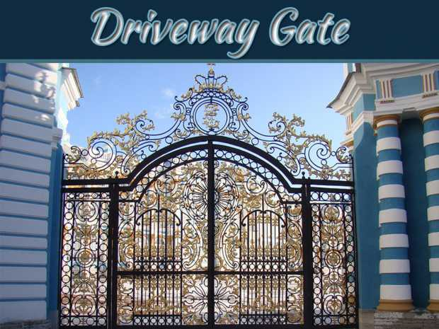 The Benefit Of Driveway Gate Openers