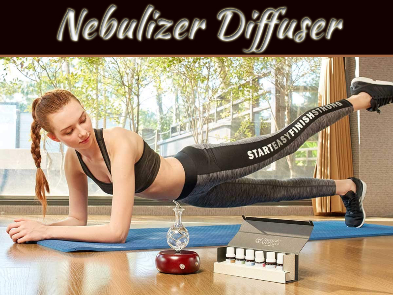 The Evolution Of Nebulizer Diffuser