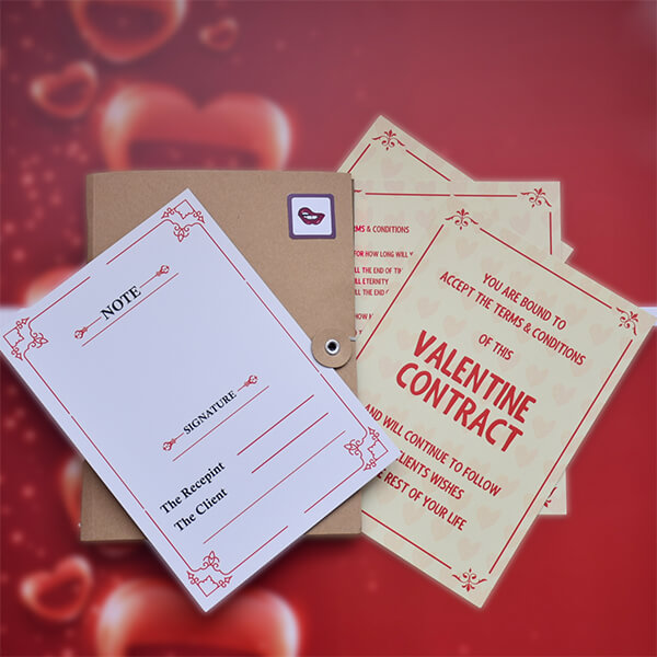 Valentine Contract