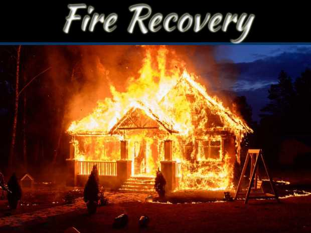 What To Do After A House Fire? Quick Recovering Tips For Home Owners
