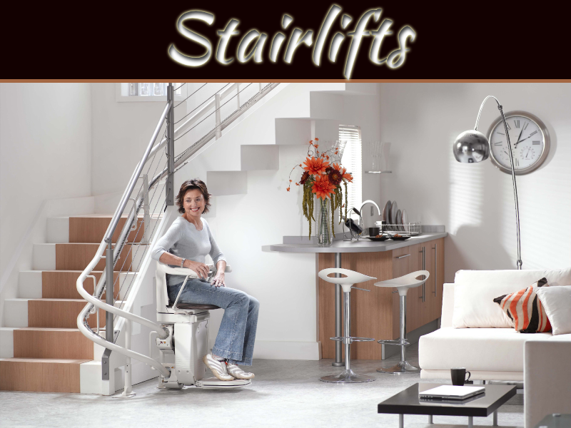 Why Stairlifts Can Make A Difference To Your Quality Of Life