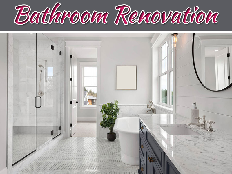 4 Key Benefits Of Bathroom Renovation