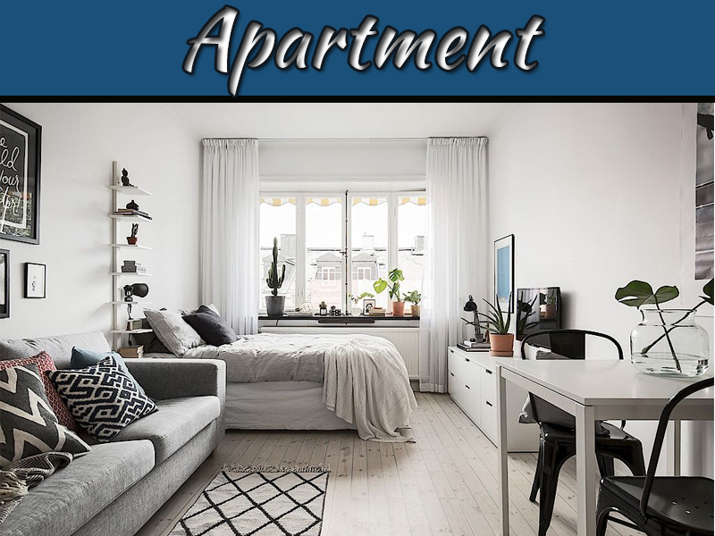5 Saving Space Design Ideas For A Small Apartment