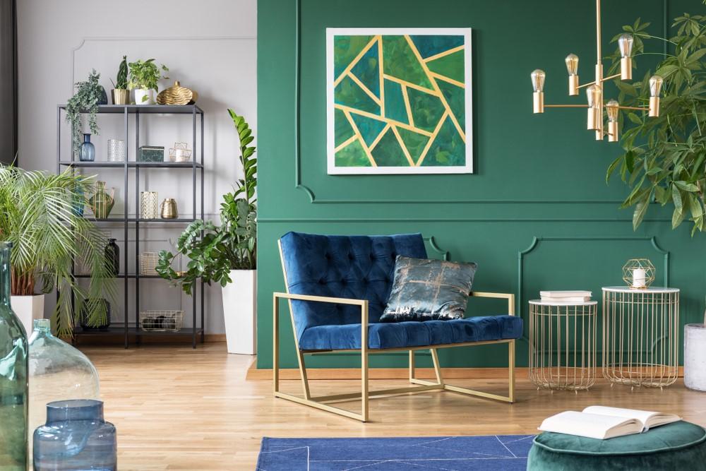 Classic Blue Home Decor