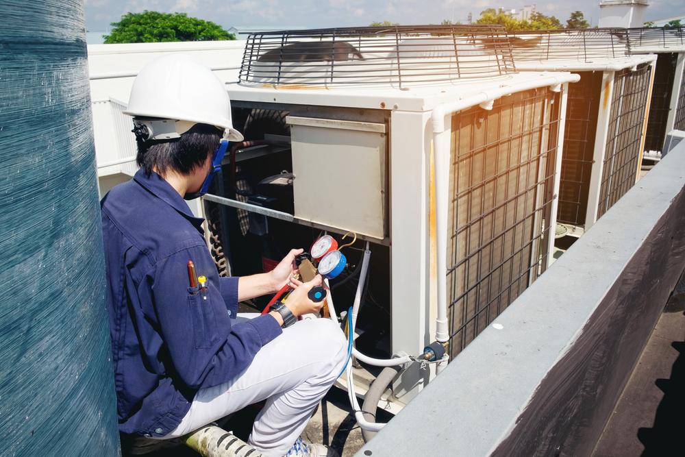 Commercial HVAC Technician