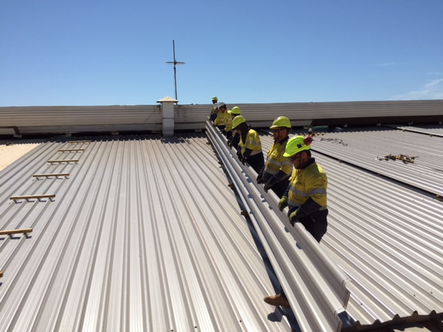 Commercial Roofing Perth