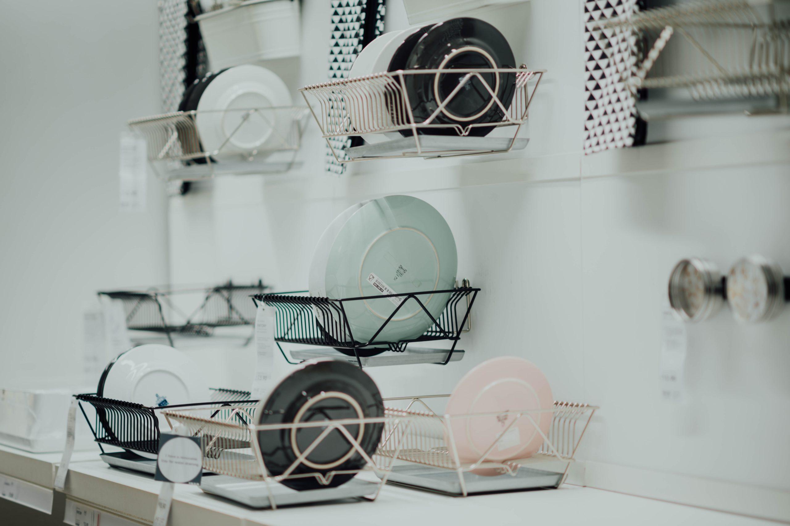 Dish Drying Racks