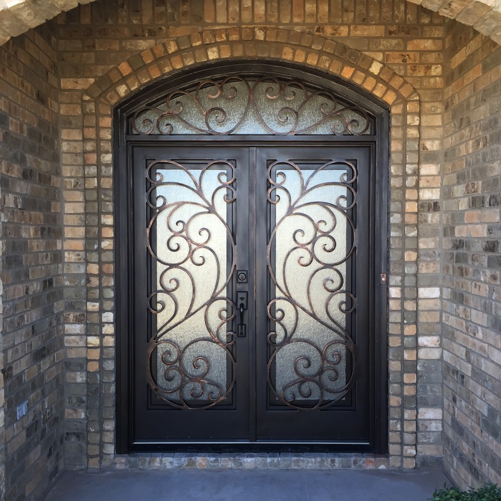 Elegant Iron Doors