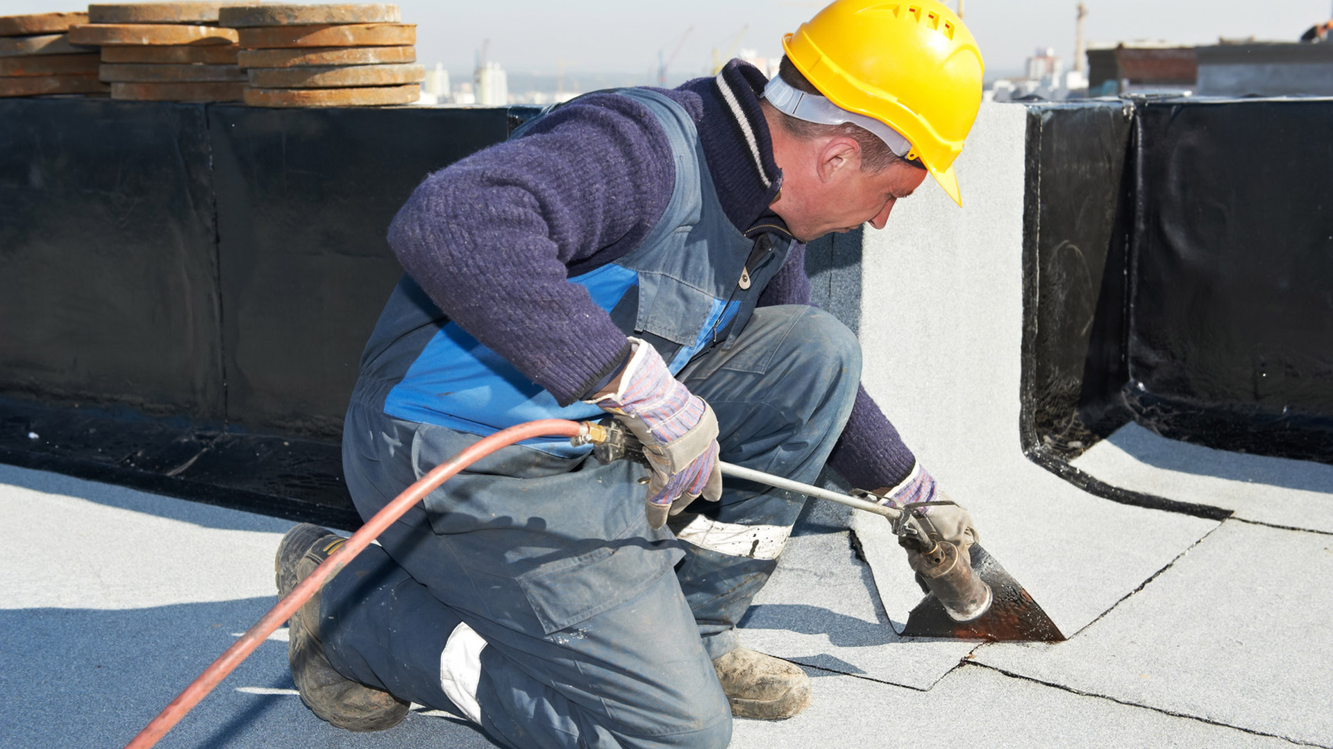 Flat Roofs Services