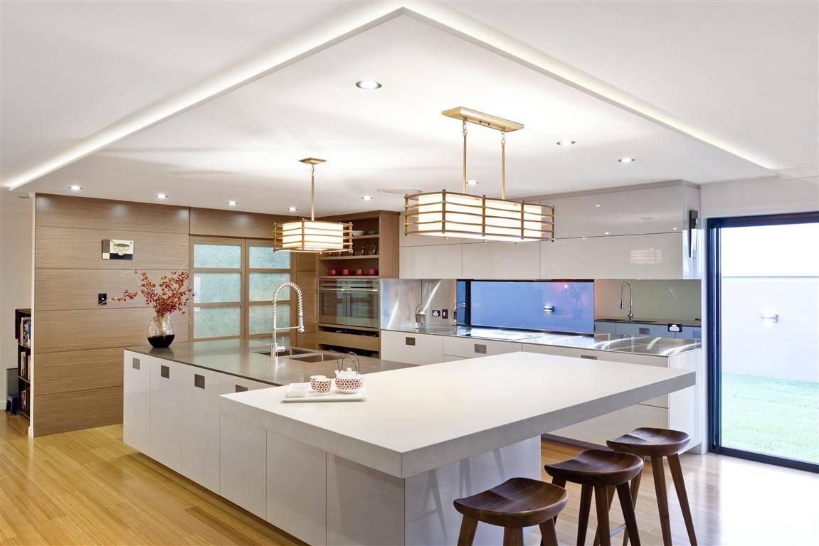 Japanese Contemporary Kitchen Design