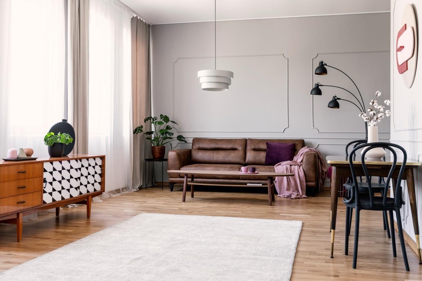 MCM Living Room Design Ideas