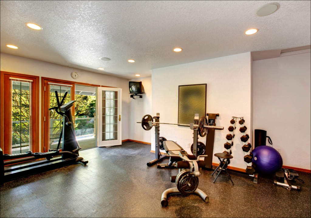 Top 5 Tips For Building A Beautiful And Functional Home Gym | My Decorative