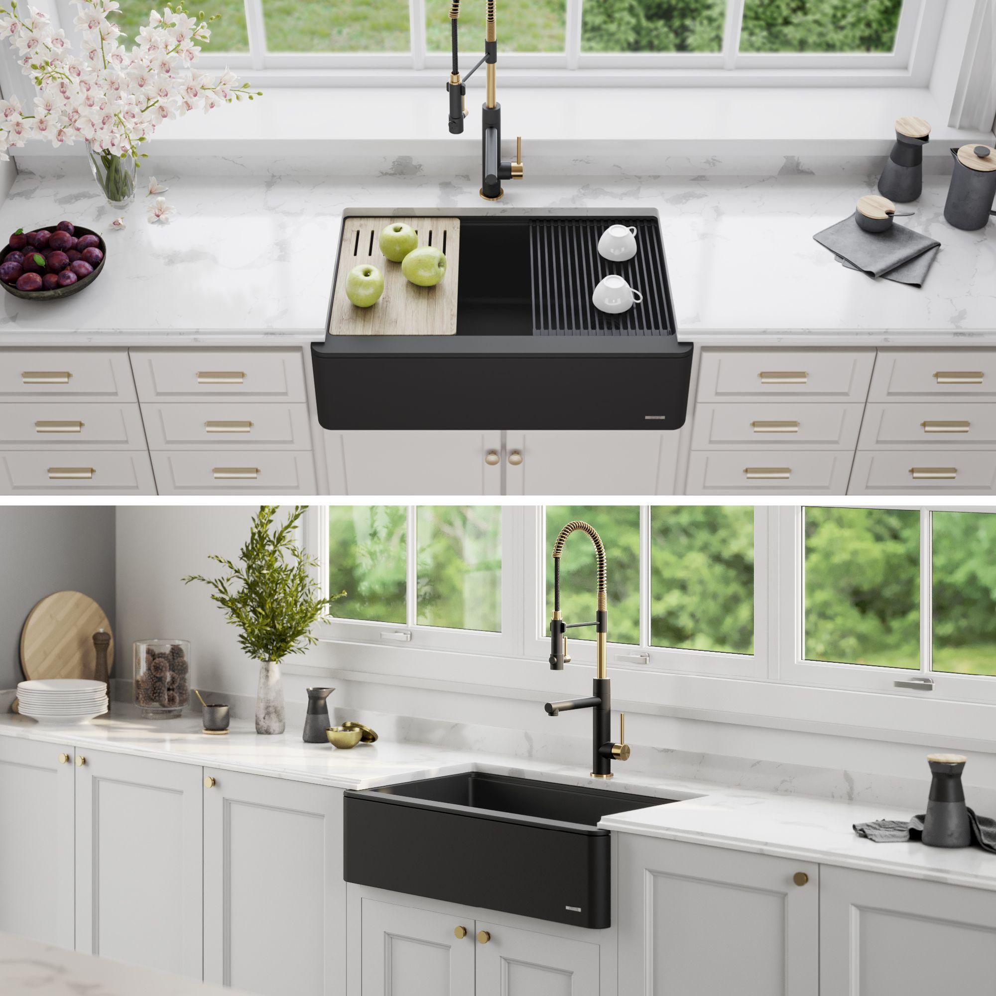 Best Workstation Kitchen Sink